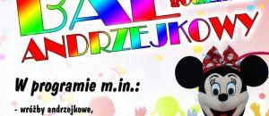 Bal Andrzejkowy dla dzieci