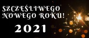 Życzenia Noworoczone - 2020/2021r.