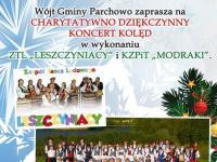 Charytatywny koncert kolęd - 16.12.2017r.
