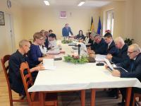 Ostatnia Sesja Rady Gminy Parchowo - opłatek