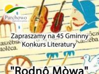 45 Gminny konkurs literatury -
